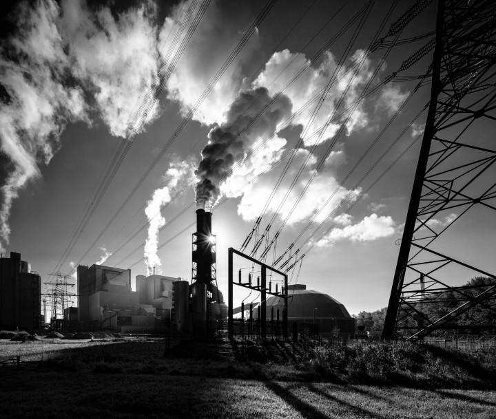 Kraftwerk Hamburg Moorburg #5 | Kai-Uwe Klauss Photography