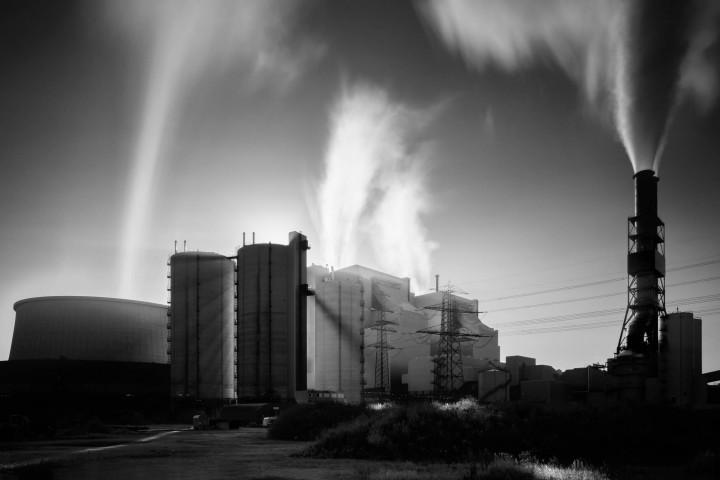 Kraftwerk Hamburg Moorburg #6 | Kai-Uwe Klauss Photography