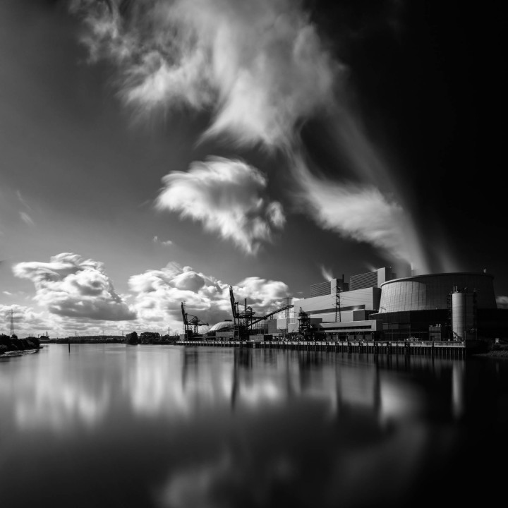 Kraftwerk Hamburg Moorburg #1 | Kai-Uwe Klauss Photography