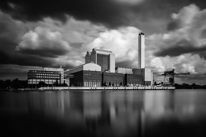 Kraftwerk Tiefstack, Hamburg #2 | Kai-Uwe Klauss Photography