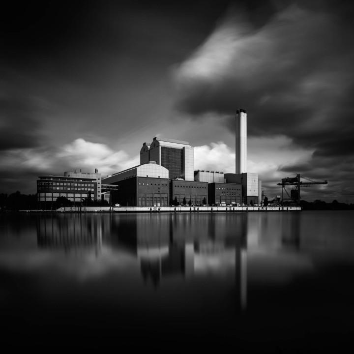 Kraftwerk Tiefstack, Hamburg #1 | Kai-Uwe Klauss Photography