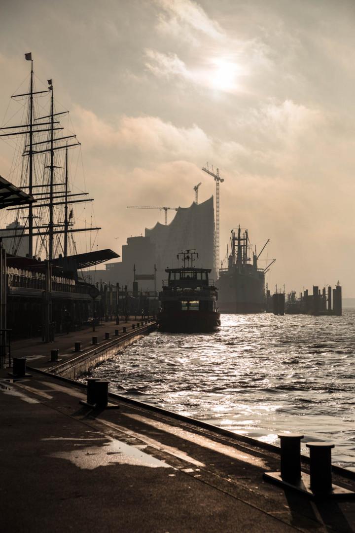 Landungsbrücken Hamburg #2 | Kai-Uwe Klauss Photography