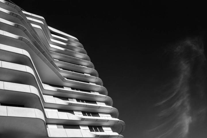 Marco-Polo-Tower, Hamburg #2 | Kai-Uwe Klauss Architecturephotography