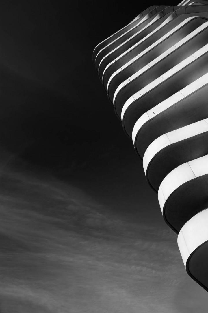 Marco-Polo-Tower, Hamburg #4 | Kai-Uwe Klauss Architecturephotography