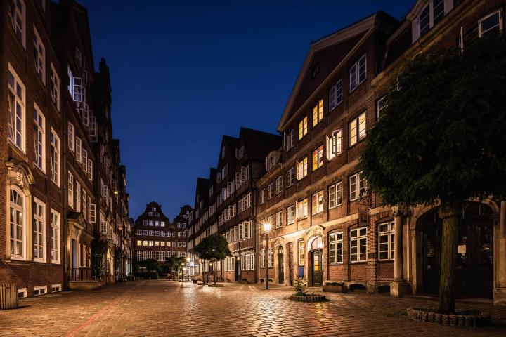 Peterstraße, Hamburg #1 | Kai-Uwe Klauss Photography