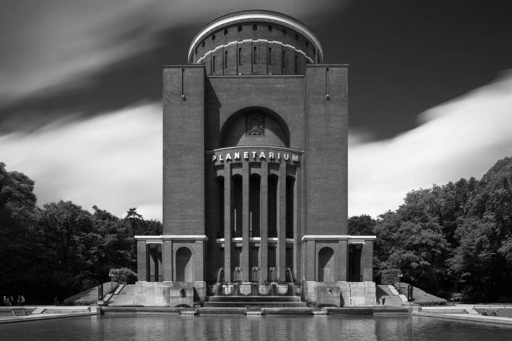 Planetarium Hamburg #4 | Kai-Uwe Klauss Architecturephotography