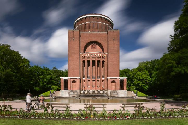 Planetarium Hamburg #5 | Kai-Uwe Klauss Architecturephotography