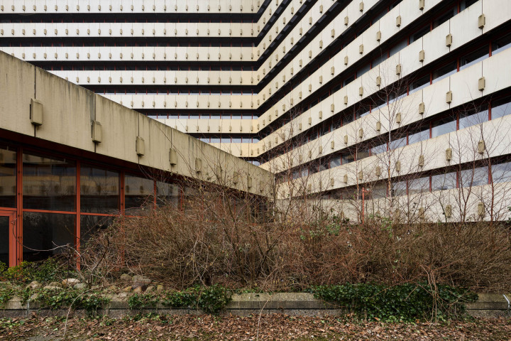 Brutalismus, Postpyramide City-Nord, Hamburg #33 | Kai-Uwe Klauss Architecturephotography