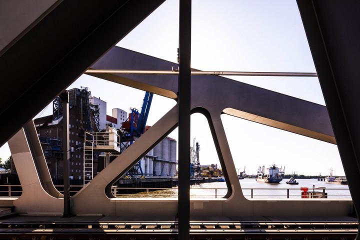 Rethe-Hubbrücke, Hamburg #3 | Kai-Uwe Klauss Photography