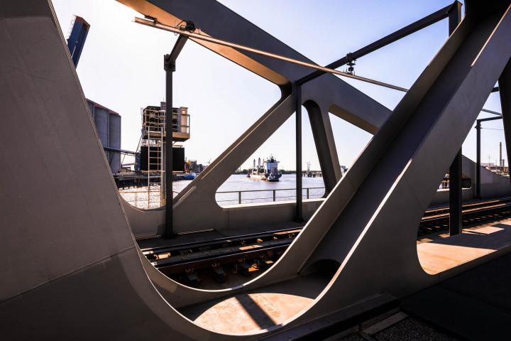 Rethe-Hubbrücke, Hamburg #1 | Kai-Uwe Klauss Photography