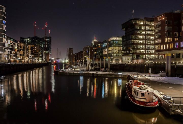 Sandtorhafen, HafenCity Hamburg #2 | Kai-Uwe Klauss Photography