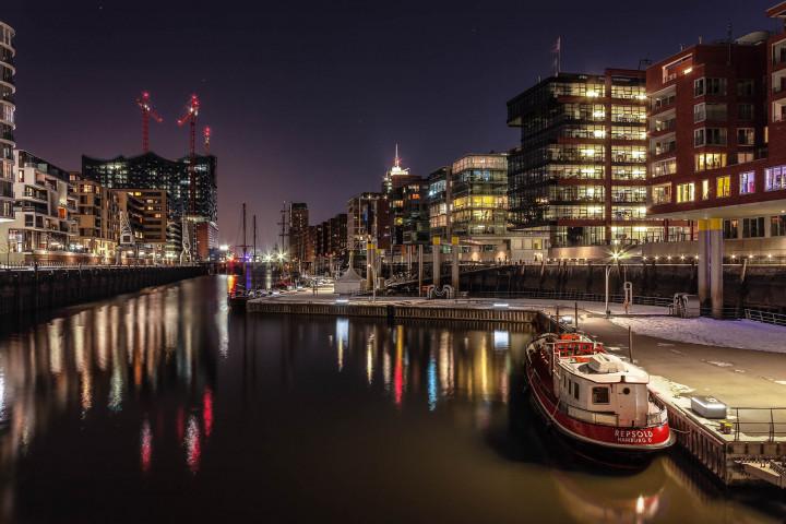 Sandtorhafen, HafenCity Hamburg #1 | Kai-Uwe Klauss Photography