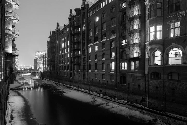 Winterliche Speicherstadt #10 | Kai-Uwe Klauss Architecturephotography