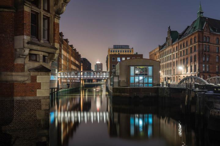Hamburger Speicherstadt #24 | Kai-Uwe Klauss Architecturephotography
