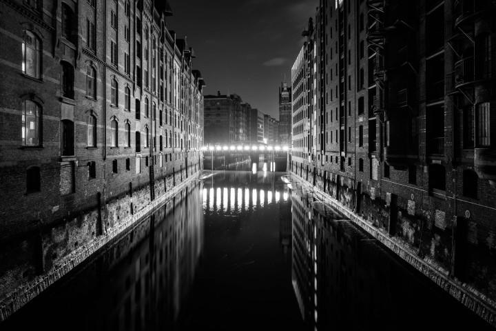 Hamburger Speicherstadt #4 | Kai-Uwe Klauss Architecturephotography