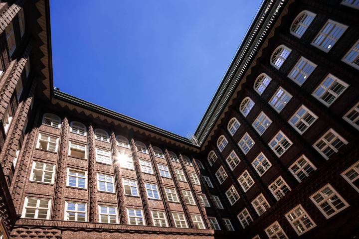 Sprinkenhof_Hamburg #1 | Kai-Uwe Klauss Architecturephotography
