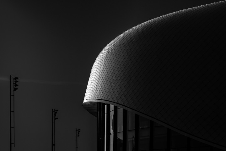 Stage-Theater Hamburg #2 | Kai-Uwe Klauss Architecturephotography