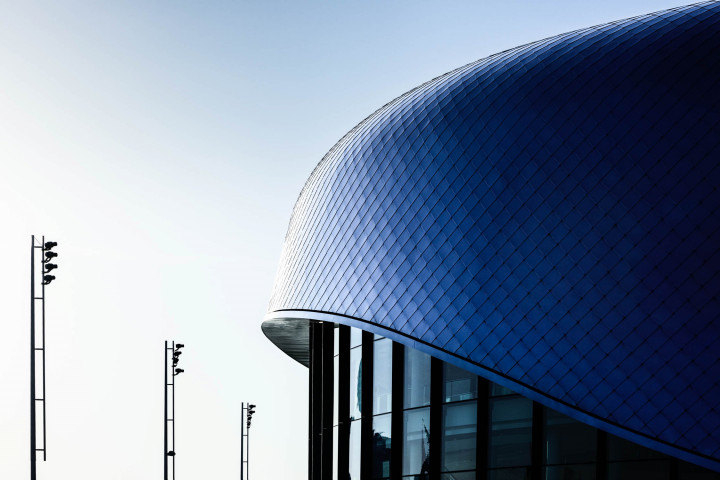 Stage-Theater Hamburg #4 | Kai-Uwe Klauss Architecturephotography