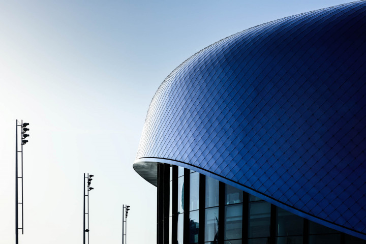 Stage-Theater Hamburg #5 | Kai-Uwe Klauss Architecturephotography