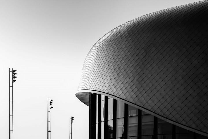 Stage-Theater Hamburg #1 | Kai-Uwe Klauss Architecturephotography
