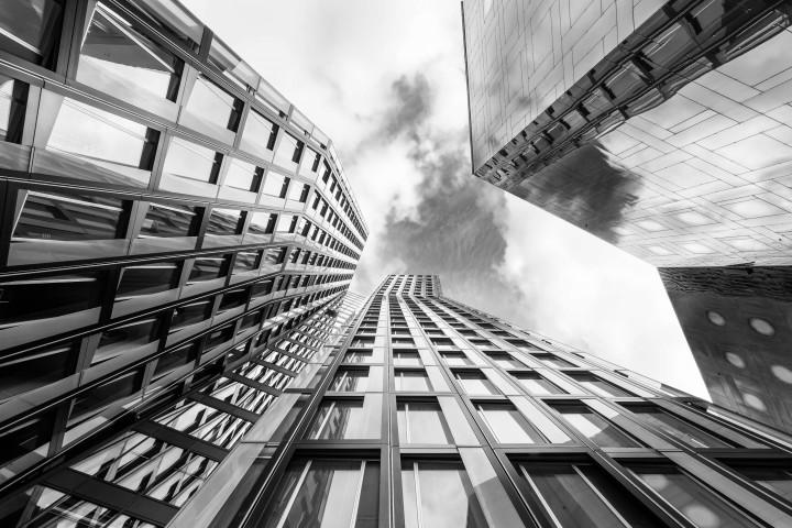 Tanzende Türme Hamburg #10 | Kai-Uwe Klauss Architecturephotography