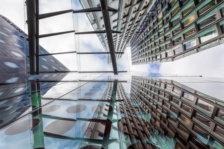Tanzende Türme Hamburg #6 | Kai-Uwe Klauss Architecturephotography