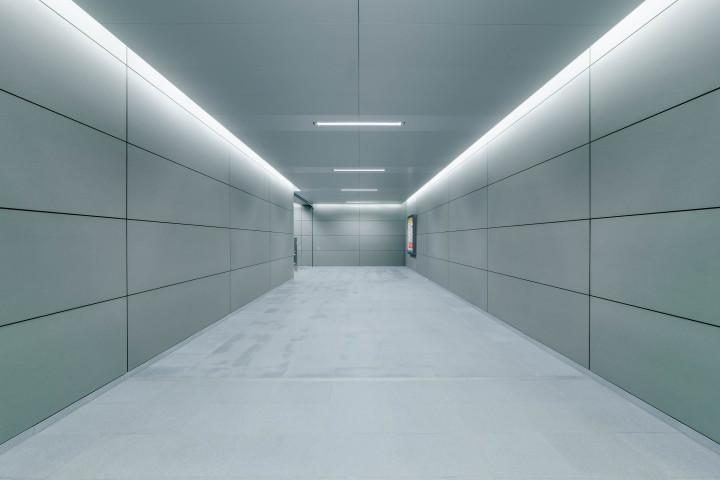 U-Bahn Überseequartier, HafenCity Hamburg #7 | Kai-Uwe Klauss Architecturephotography