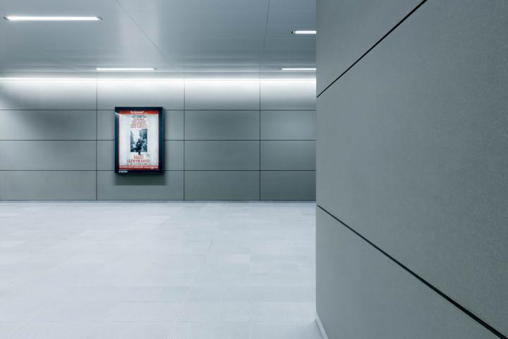 U-Bahn Überseequartier, HafenCity Hamburg #9 | Kai-Uwe Klauss Architecturephotography