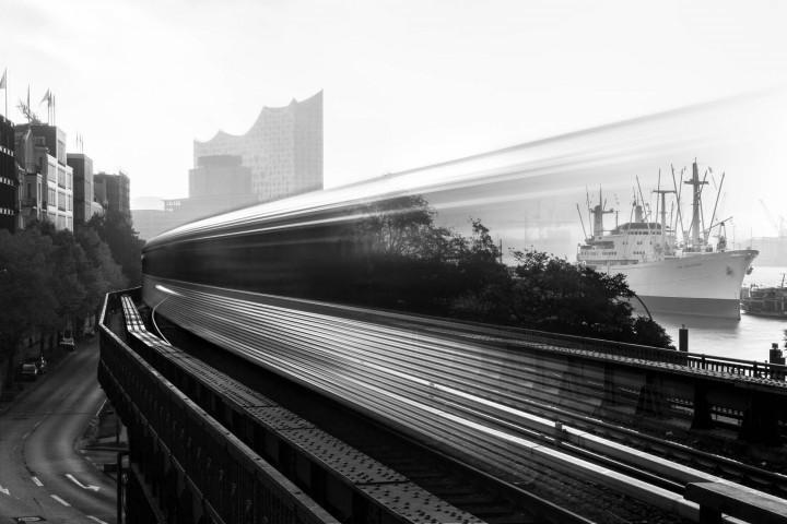 U-Bahn Landungsbrücken, Hamburg #4 | Kai-Uwe Klauss Photography