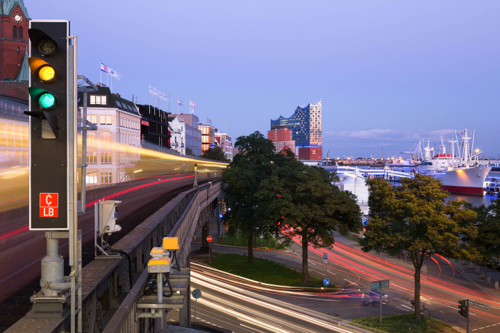 U-Bahn Landungsbrücken, Hamburg #9 | Kai-Uwe Klauss Photography