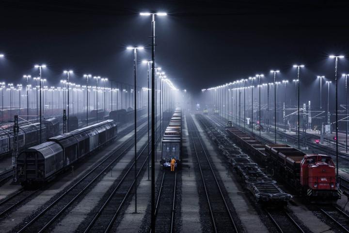 Waltershof Güterbahnhof, Hamburg #5 | Kai-Uwe Klauss Photography