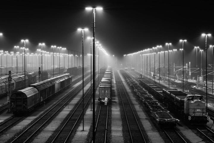 Waltershof Güterbahnhof, Hamburg #6 | Kai-Uwe Klauss Photography
