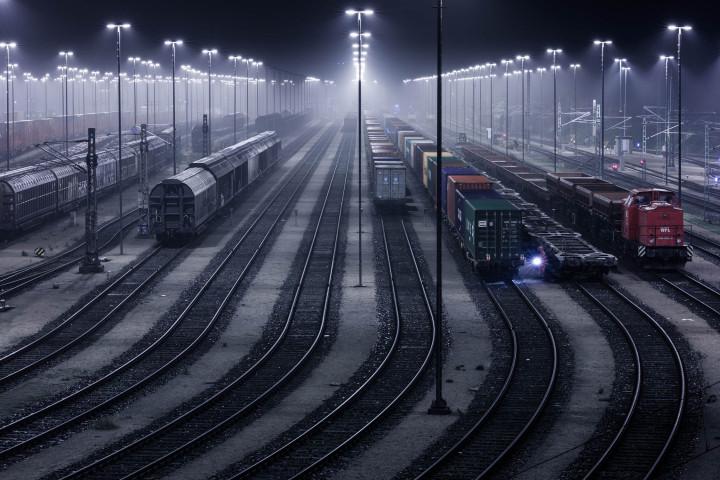 Waltershof Güterbahnhof, Hamburg #7 | Kai-Uwe Klauss Photography