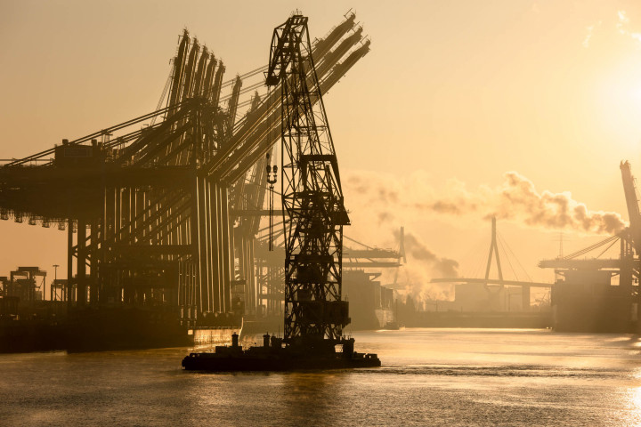 Waltershofer Hafen, Hamburg #10 | Kai-Uwe Klauss Photography