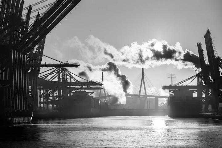 Waltershofer Hafen, Hamburg #14 | Kai-Uwe Klauss Photography