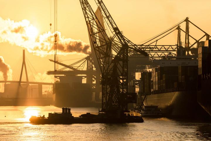Waltershofer Hafen, Hamburg #15 | Kai-Uwe Klauss Photography