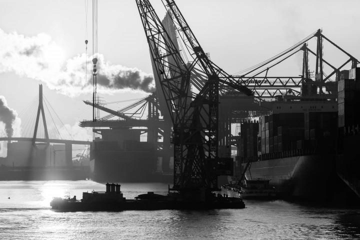 Waltershofer Hafen, Hamburg #16 | Kai-Uwe Klauss Photography