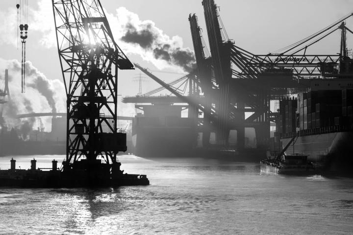 Waltershofer Hafen, Hamburg #18 | Kai-Uwe Klauss Photography