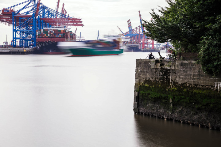Waltershofer Hafen, Hamburg #21 | Kai-Uwe Klauss Photography