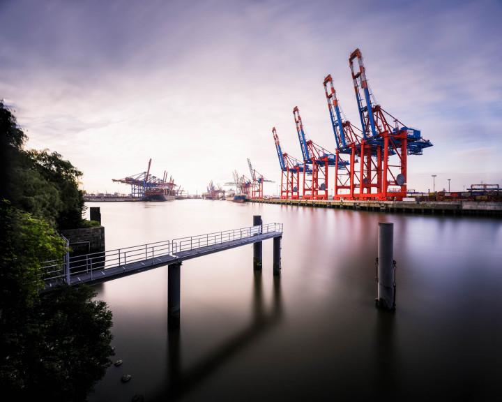 Waltershofer Hafen, Hamburg #23 | Kai-Uwe Klauss Photography