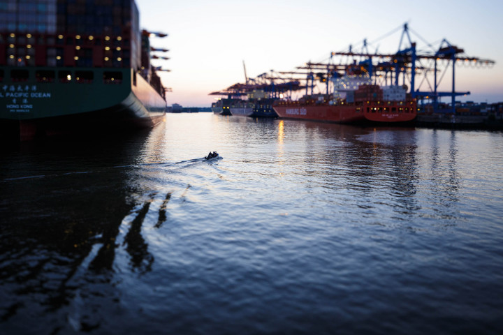 Waltershofer Hafen, Hamburg #25 | Kai-Uwe Klauss Photography