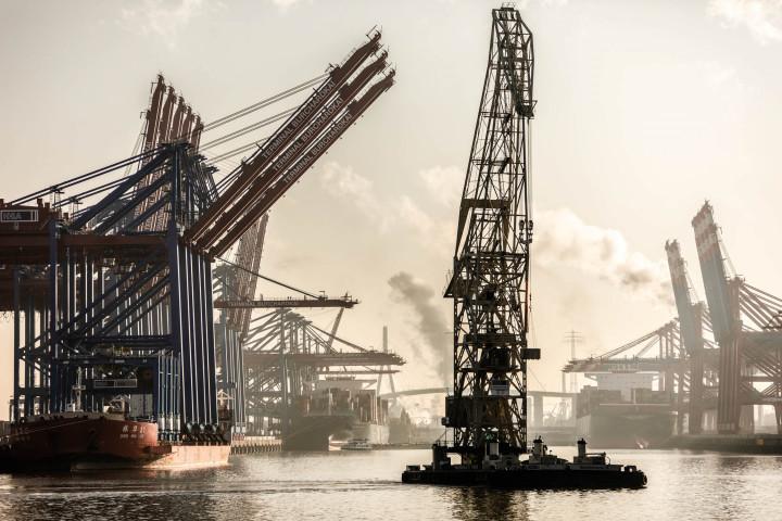 Waltershofer Hafen, Hamburg #3 | Kai-Uwe Klauss Photography