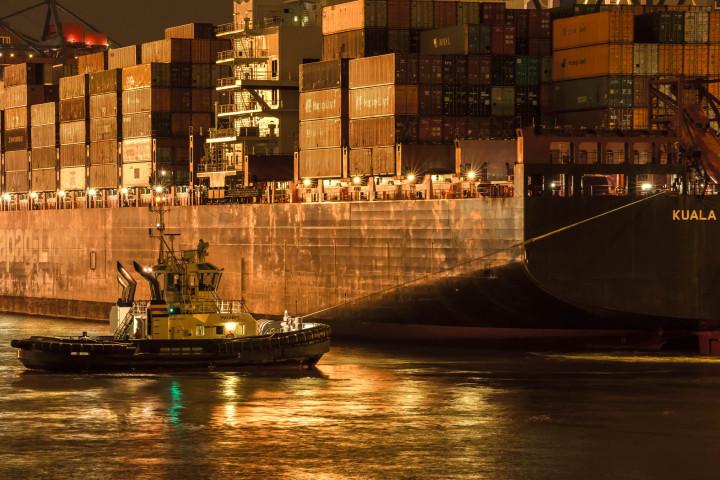 Waltershofer Hafen, Hamburg #30 | Kai-Uwe Klauss Photography