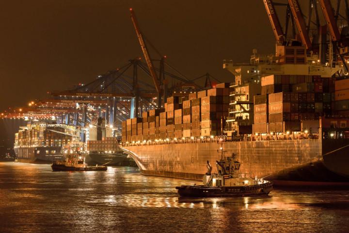 Waltershofer Hafen, Hamburg #32 | Kai-Uwe Klauss Photography