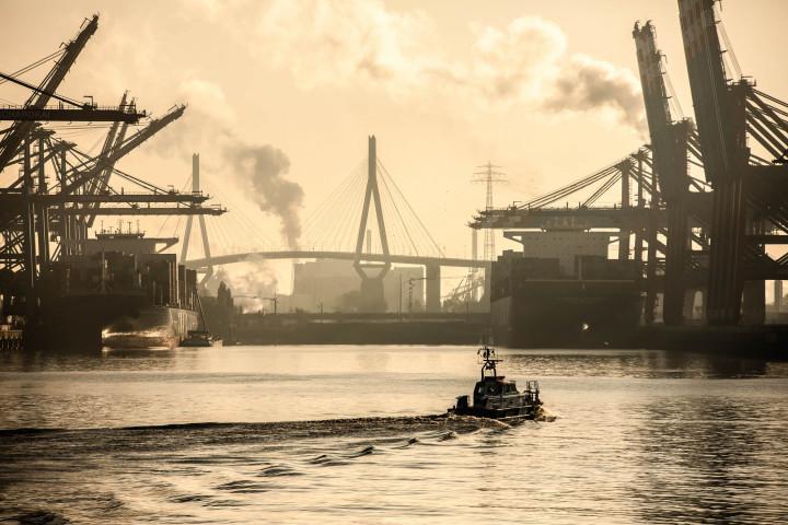 Waltershofer Hafen, Hamburg #5 | Kai-Uwe Klauss Photography
