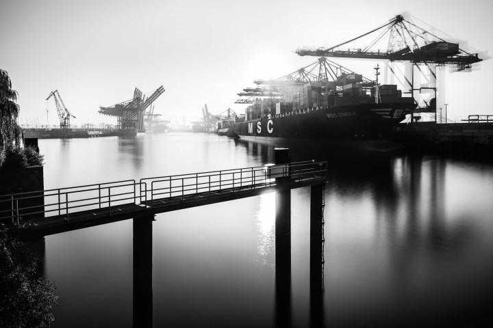 Waltershofer Hafen, Hamburg #7 | Kai-Uwe Klauss Photography