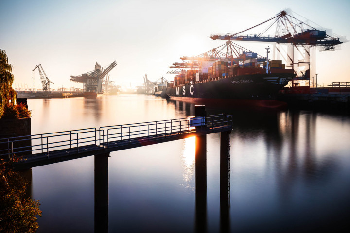 Waltershofer Hafen, Hamburg #8 | Kai-Uwe Klauss Photography