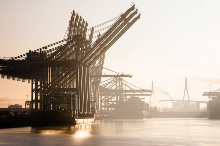 Waltershofer Hafen, Hamburg #9 | Kai-Uwe Klauss Photography