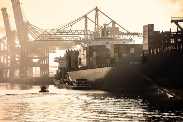 Waltershofer Hafen, Hamburg #4 | Kai-Uwe Klauss Photography