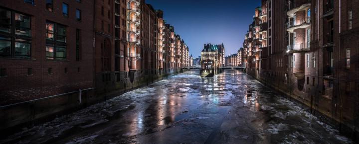 Wasserschlösschen Hamburg #3 | Kai-Uwe Klauss Photography
